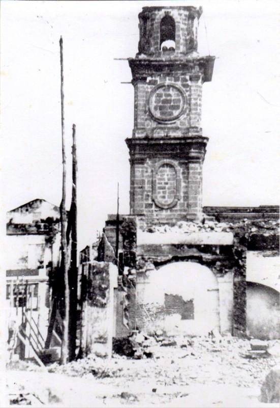 BAD, Fototeca Briamo, Torre dell'Orologio