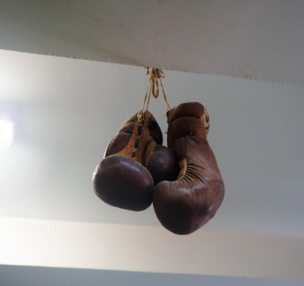 La Boxe a Brindisi: la palestra Iaia